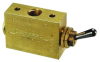 4-Way Toggle Valve -- MJTV-4F -Image
