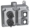 Explosionproof Pushbutton Switch and Pilot Light Control Station -- EFD1868