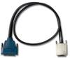 SHC68-68M-EPM, Male 68-pos D-Type to 68-pos VHDCI offset, 0.3m -- 192288-0R3