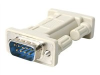 Null Modem Adapter DB9 Male to DB9 Male -- NM9MM