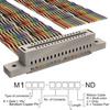 Rectangular Cable Assemblies -- M1FXK-3440K-ND -Image