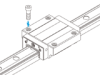 Linear Motion Guide NR and NRS -- NRS45A-Image