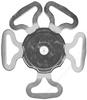 5-Point Cam Buckle -- ALKAMLOK - Image