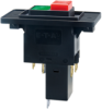 Thermal-Magnetic Circuit Breaker -- 3120-M Push Button -Image