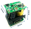 Evaluation Boards Power Control ICs -- REF-10W ADAPTER