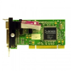 1 Port RS232 LP PCI Serial Card with LPT Parallel Port -- UC-464 - Image