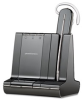 Plantronics Savi 740 Monaural Convertible Wireless Headset -- PLNSAVIW740