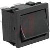 Switch, Rocker, Miniature, 2 POLE, ON-OFF, NO LEGEND -- 70207317 - Image