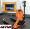 AATLAS KWIK-WEIGH ELECTRONIC PALLET TRUCK SCALE -- HEZ21X45EZVPPSC - Image