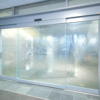 Glass Partial Breakout Automatic Sliding Door -- ESA500