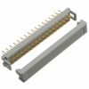 Rectangular Connectors - Board In, Direct Wire to Board -- MDM34H-ND