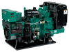 Commercial Mobile Quiet Diesel Series Generator -- SD 8000