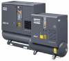 GX 2-11: Oil-injected rotary screw compressors, 2-11 kW / 3-15 hp. -- 1523750