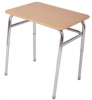 Adj. Desk with U-Brace 772U