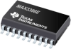 MAX3386E RS-232 Transceiver With Split Supply Pin for Logic Side -- MAX3386EIPW