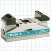 Self-Centering Vises -- MCZ Series Mini-Clamp Manual Self-Center