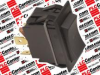 CARLING SWITCH TIGC51-6S-BL-NBL ( SWITCH, ROCKER, DPDT, 15A, 250V, BLACK; ILLUMINATION:NON ILLUMINATED; CONTACT CONFIGURATION:SPST; SWITCH OPERATION:ON-OFF-ON; ACTUATOR / CAP COLOUR:BLACK; SWITCH M... -Image
