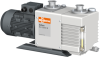 Two-Stage Oil-Lubricated Rotary Vane Vacuum Pumps -- Zebra