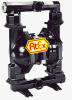 Air-Operated Diaphragm Pump -- FDM 50 -- View Larger Image