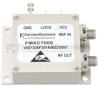 500 MHz Phase Locked Oscillator, 10 MHz External Ref., Phase Noise -110 dBc/Hz and SMA -- FMXC7000 -Image