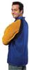 9360 FR Cotton/Leather/Indura Stretch Jacket -- JT-9360