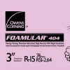 FOAMULAR® 404 Extruded Polystyrene Insulation