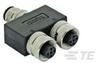 Circular Connector Adapters -- 1838895-1 - Image