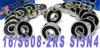 16 inline/Rollerblade Skate Bearing Si3N4 Ceramic -- Kit8348