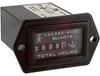 Meter, Hour; 5 Digit, 9999.9 hr; 10 to 32 VDC; Spade; 1.45 in. L x 0.95 in. W -- 70132742