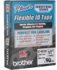 Tape, Industrial; 1/2 in. (12 mm); Black on White Color; All TZ Machines -- 70102148