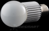 4W Day White Frosted Glass Globe LED Household Bulb -- 140030