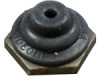 Toggle Switch Sealing Boot, 15/32-32 UNS Thread -- 10PA4