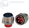 Amphenol MS3452W22-19P MIL-DTL-5015 Circular Connector -- MS3452W22-19P