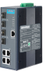 4Gx+4SFP Managed Ethernet Switch with Wide Temperature -- EKI-2748FI - Image
