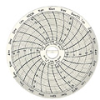 C301 - Chart Paper for Super-Compact Temperature Chart Recorders, -14 to 32F, 24 hour -- GO-80011-50