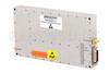45 dB Gain, 100 Watt Psat, 700 MHz to 2.7 GHz, High Power High Gain Amplifier Class A/AB, GaN, SMA -- PE15A5033