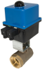 Lead Free* Electric Motor Valve -- LFEMVII-6400-SS