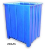 Unique-Style Pallet Containers -- HWG-59 -Image