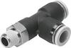 QBTL-1/8-3/8-U Push-in T-fitting -- 564713 -Image