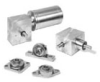 Cleanline Ultraplus™ & Pharmaceutical HUB³™ Worm Gear Drive -- SS322