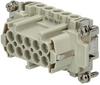 Connector insert ILME CNEF-10T - Image