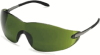 Crews Blackjack Safety Glasses with Shade 3 Welding Lens -- S21130