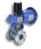 Standard Port Flanged Ball Valves -- 7000 Series -- View Larger Image