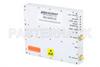 48 dB Gain, 50 Watt Psat, 500 MHz to 3 GHz, High Power GaN Amplifier, SMA Input, SMA Output, 52 dBm IP3, Class AB -- PE15A5032 -Image