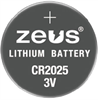 Batteries Non-Rechargeable (Primary) -- 2059-CR2025-ND - Image