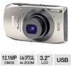 Canon Elph 500 HS 5128B001 Digital Camera - 12.1 MegaPixels, -- 5128B001