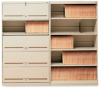 TENNSCO Fixed-Shelf File Cabinets -- 4044523