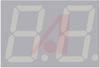 Display, LED; 2.80 mcd (Typ.) -- 70158032