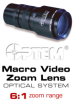 Optem® Macro Video Zoom Lens Series