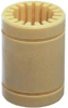 DryLin® R Solid Polymer Bearing, Inch -- RJI-01